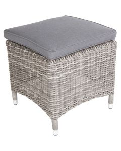 Bardani Varena hocker ash grey